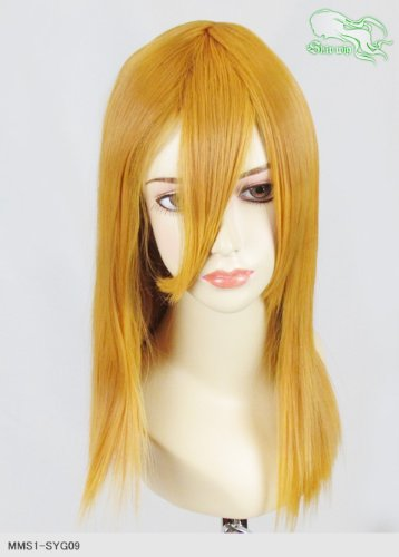 スキップウィッグ 魅せる シャープ 小顔に特化したコスプレアレンジウィッグ フェアリーミディ ミカン