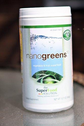 Phar NanoGreens 10, 12,7 onces (emballage peut