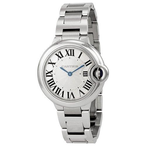 Cartier Ballon Bleu 33mm Women's Watch W6920084
