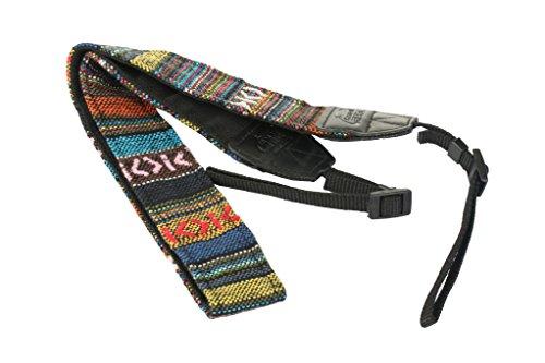 Aestar Vintage Universal Durable Colorful Soft Camera Neck / Shoulder Strap Cotton Yard For Digital Slr Camera - Tibetan Style 1