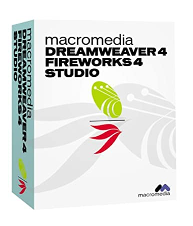 Dreamweaver 4/Fireworks 4 Studio