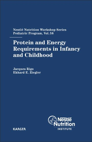 Protein And Energy Requirements In Infancy And Childhood (Nestle Nutrition Workshop Series: Pediatric Program)
