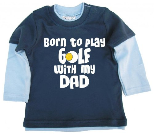 dirty-fingers-born-to-play-golf-with-my-dad-baby-skater-top-dusty-pale-blue-3-6m