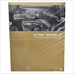 dyna models 2009 harley davidson service manual product. Black Bedroom Furniture Sets. Home Design Ideas