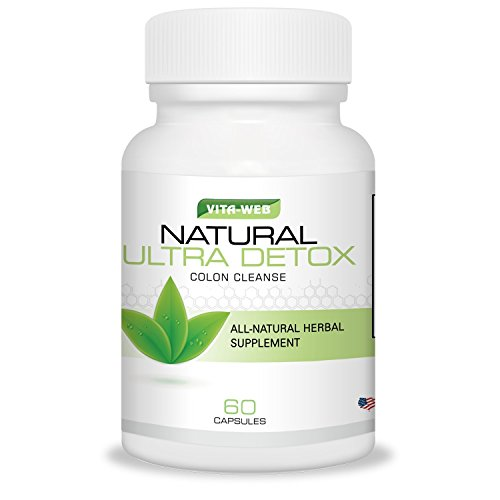 Colon Cleanse-All Natural-*Lose Weight, Flush Toxins*-Promotes Colon Health-Works Fast Or Money Back Guarantee