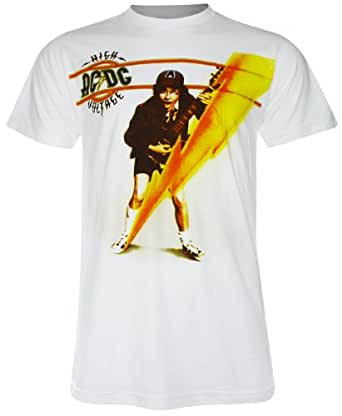 Angus Young ACDC T Shirt (KR079) (Large)