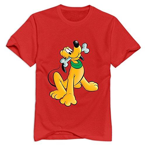 Pluto Short-Sleeve T Shirt For Men