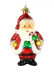 Old World Christmas Jolly Old Elf Ornament