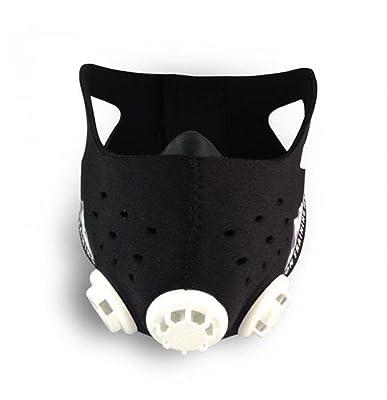Training Mask 2.0 [Original Black], Elevation Training Mask, Fitness Mask, Workout Mask, Running Mask, Breathing Mask, Resistance Mask, Elevation Mask, Cardio Mask, Endurance Mask For Fitness