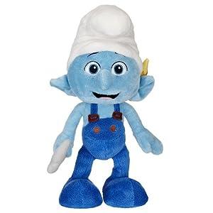 The Smurfs Plush Handy Smurf, 10 Inch