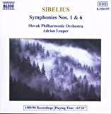Sibelius Sinfonien 1 und 6 Leaper