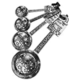 Ganz Measuring Spoons Set - Friendship