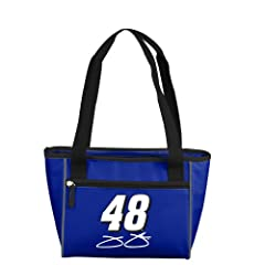 Jimmie Johnson 48 Cooler Tote by Logo