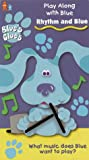 Rhythm and Blue (Blues Clues: Play Along With Blue) [VHS]