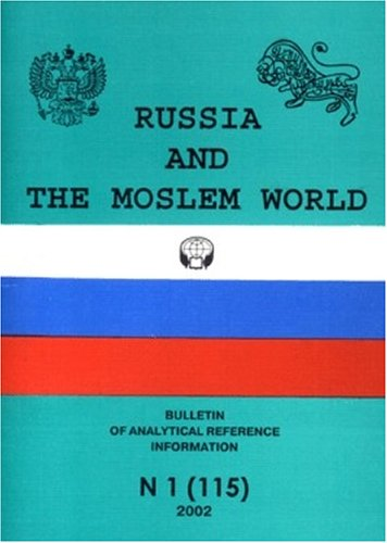 Russia and the Moslem World