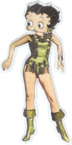 Application Betty Boop Booparella Patch
