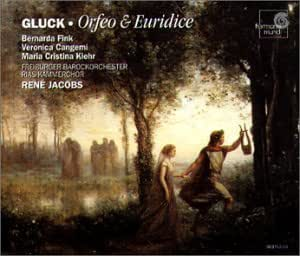Orfeo & Euridice (Gesamtaufnahme) (Wiener Fassung 1762) (ital.) (Aufnahme Januar 2001)