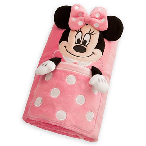 Minnie Mouse Baby Blanket 29 X 39