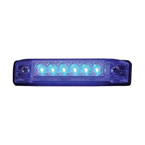 T-H Marine LED LED-51801-DP Slim Line Utility Strip Lights, 4
