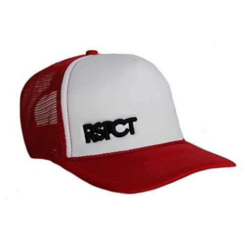 Red Rspct Trucker Hat