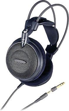 audio-technica エア-ダイナミックヘッドホン [ATH-AD300]