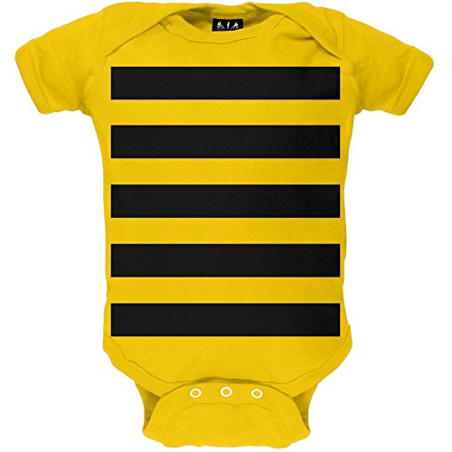 Halloween Bumblebee Bee Baby One Piece