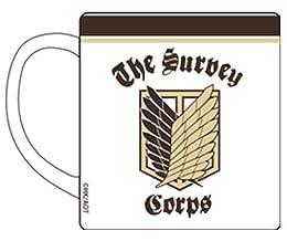 進撃の巨人 調査兵団マグカップ