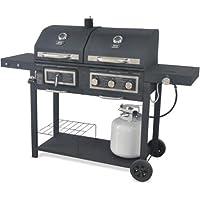 Backyard Grill Dual Gas/Charcoal Grill