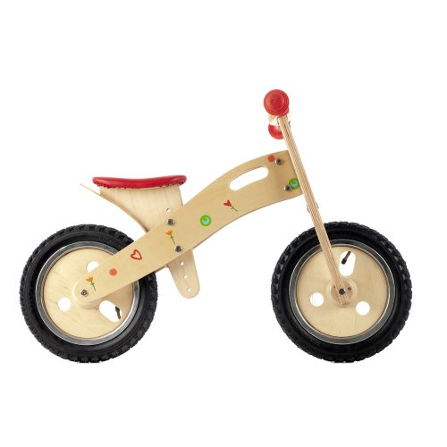 Sale!! Floral Hearts Balance Bike