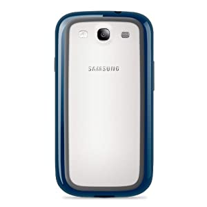 Belkin Surround Case / Cover for Samsung Galaxy S3 / S III (Blue / Gray) by Belkin