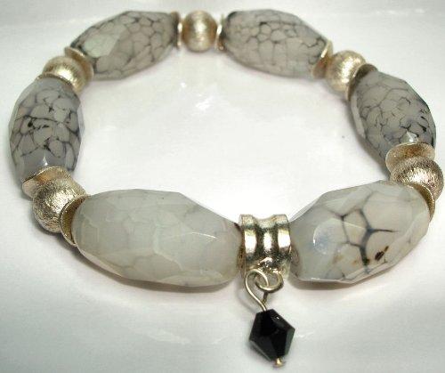 Gemstone Bracelet-Jasper