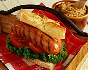 Aidells Cajun Style Andouille, 13 ounces by Aidells
