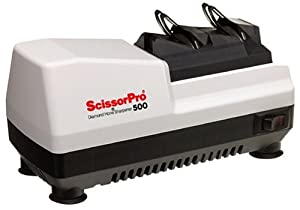 Chef's Choice 500 ScissorPro Professional Diamond Hone Scissor Sharpener