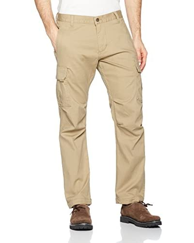 Dockers Pantalón Better Bic Cargo Slim T New British Verde Oscuro
