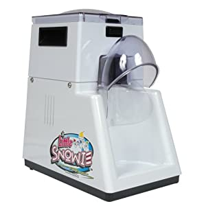 Sale little snowie shaved ice machine sale2lowprice for Ice makers for sale