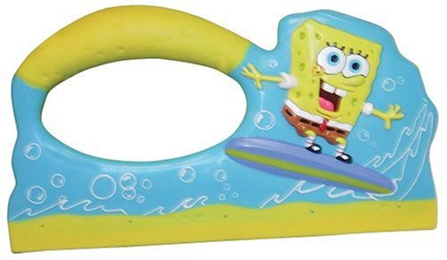 Ginsey Spongebob Bath Squeegee (Discontinued by Manufacturer) - 1