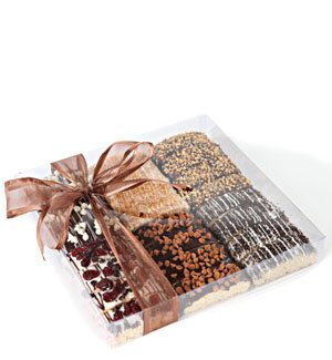 Deluxe Classic Gourmet Chocolate Biscotti Gift Basket