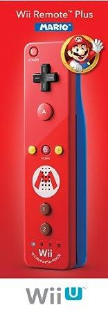Wii Remote Plus, Mario - Nintendo Wii
