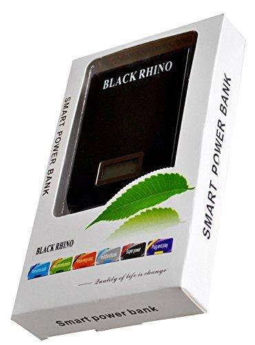 Black Rhino 10000mAh Power Bank