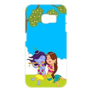 a AND b Designer Printed Mobile Back Cover / Back Case For Samsung Galaxy S6 Edge Plus (SG_S6Edgeplus_3D_1638)