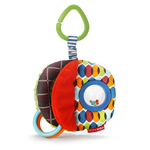 Skip Hop Rattle and Play Stroller Toy Jumble Ball - 1