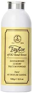 Taylor of Old Bond Street Taylor Of Old Bond Street Sandalwood Talcum Powder, 3.5 Ounce