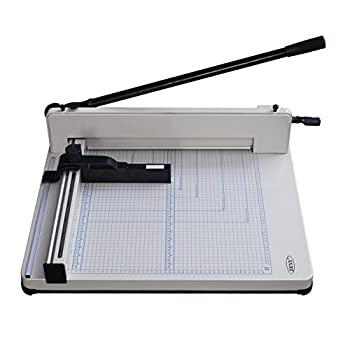 Zeny Paper Cutter Guillotine Paper Trimmer Machine 12