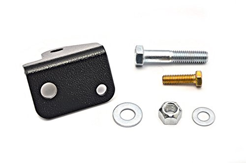 Rough Country - 1108 - Steering Stabilizer Relocation Bracket (Jk Stabilizer Bracket compare prices)