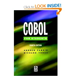Cobol for Students,