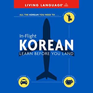 In-Flight Korean Audiobook
