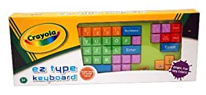 Crayola USB EZ Type Keyboard - 11071-A