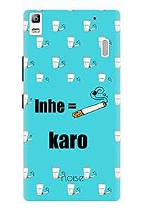 Noise Inhe Karo Printed Cover for Lenovo A7000