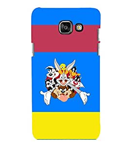 printtech Looney Toons Cartoon Back Case Cover for Samsung Galaxy A7 2016 Edition