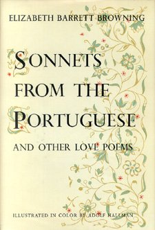 Sonnets from the Portuguese and Other Love Poems, Browning,Elizabeth Barrett